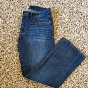 Men's Lucky Brand 221 Original Straight Jeans